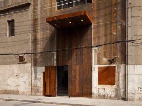 【走跳亞洲設計旅館】王家衛也著迷,30 年代老上海建築化身水舍酒店|MOT TIMES 明日誌 | 建築 | Scoop.it