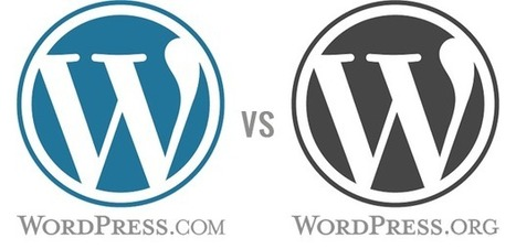 Quelle différence entre WordPress.com & WordPress.org ? | WordPress France | Scoop.it