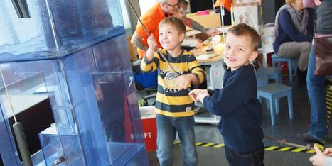 Kinder erleben Technik | Ars Electronica Blog | KET - Kinder erleben Technik | Scoop.it