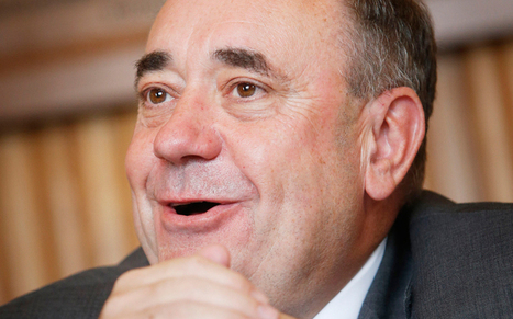 Alex Salmond: Meet the bully behind the mask - Telegraph | Referendum 2014 | Scoop.it