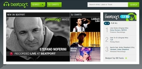 Beatport v0.4 (paid) apk download | djing is my love | Scoop.it