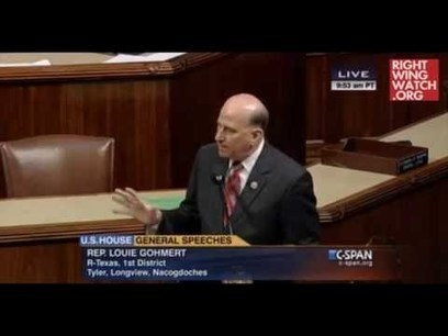 Louie Gohmert: Self-Important Idiot Thinks His Opinion Matters | Daily Crew | Scoop.it