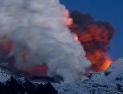 Melting ice spells volcanic trouble | Geology | Scoop.it