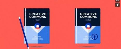 [VIDEO] Creative Commons expliqué en 2 minutes | Creative Commons France | Web information Specialist | Scoop.it