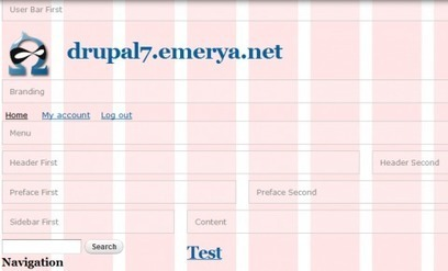 Configurer le thème Omega sur Drupal 7 | Drupal 7 pour développer son site web | Scoop.it