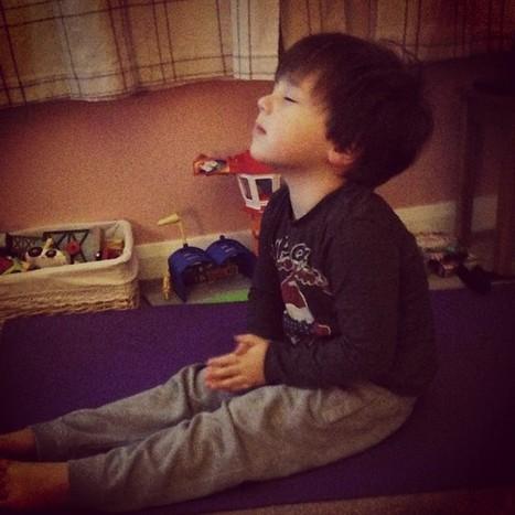 A quiet moment   Cosmic Kids Around The World!   Scoop.it