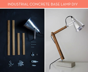 DIY : une lampe au look industriel #2 | DIY DIY | Scoop.it