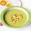 Crema de merluza y calabacín para bebés | Early education | Scoop.it