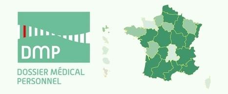 Dossier médical personnel : suivez le déploiement région par région (actualisé) | Health around the clock | Scoop.it