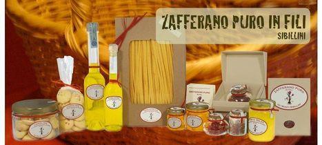 Zafferano Puro in Fili - Saffron & More from Le Marche | Le Marche another Italy | Scoop.it