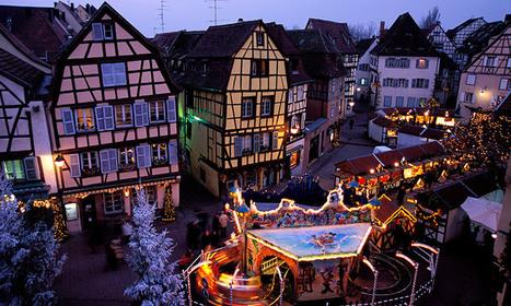 Colmar, un sueño francés en Navidad   Colmar et ses manifestations   Scoop.it