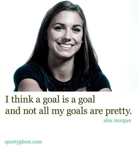 alex morgan quotes with pictures | sports | Scoop.it