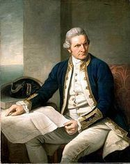 Captain Cook Killed by Hawaiian Warriors, Feb 14, 1779 | Warrior ... | Reading The World 2013 | Scoop.it