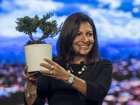 """Climat : """"Les villes sont à l'avant-garde du changement"""" déclare Anne Hidalgo   Planete DDurable   Scoop.it"""