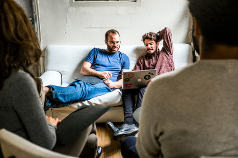 Corporate coworking a new way of working | Le Zinc de Co | Scoop.it