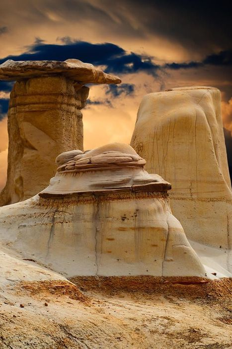 """""""Incredible photography of Alberta Badlands"""" 