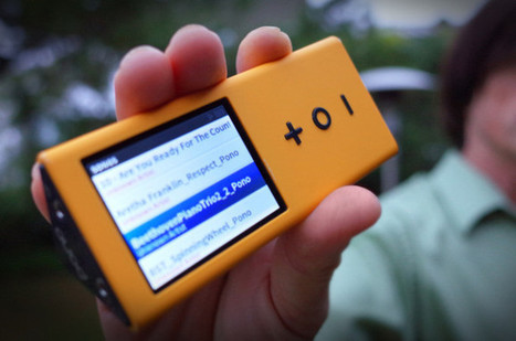 Neil Young's PonoPlayer Passes $5m In Kickstarter Pledges | Tap - Swipe - Pinch | Scoop.it