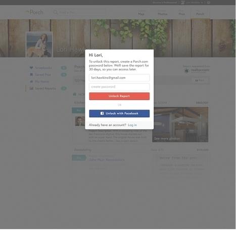 How To Request a Porch Home and Neighborhood Report - Real Estate News - realtor.com | Joe Siegel Lender | Scoop.it