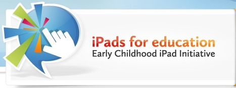 iPads for education : Early Childhood iPad Initiative | McKenzie M project research | Scoop.it