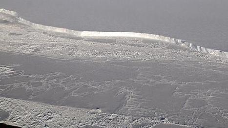 Se acelera la pérdida de hielo flotante en la Antártida | Centro de Estudios Artísticos Elba | Scoop.it