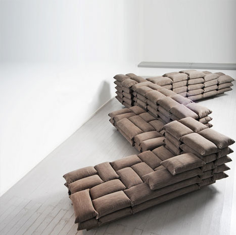 War-Torn Furniture: 7 Pieces Based on Combat & Disasters | Art, Design & Technology | Scoop.it