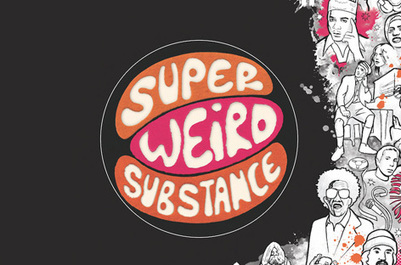 Greg Wilson starts new label, Super Weird Substance | DJing | Scoop.it