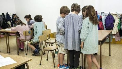Mig miler de centres volen fer el pas a escoles innovadores | tic-tac-tic-tac | Scoop.it