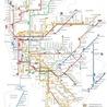 Metros - Sistemas de transporte público