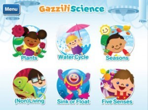 Educational Apps: GazziliScience App Lessons | iPads, MakerEd and More  in Education | Scoop.it