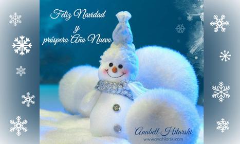 Feliz Navidad y próspero año nuevo 2015 - @AnabellHilarski | Redes Sociales | Scoop.it