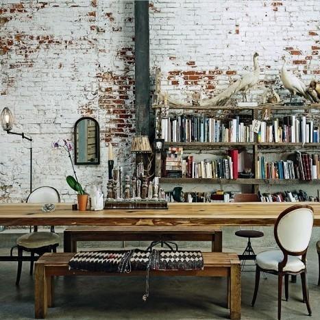 La Maison Fou: Warehouse Convert | Raw and Real Interior Design | Scoop.it