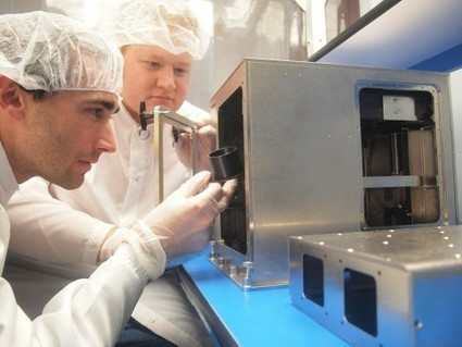 SpaceX 3D Printer Will Officially Launch in 3,2,1..   Inside3DP.com   Peer2Politics   Scoop.it
