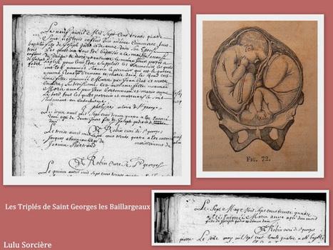 S comme L'insolite de  Saint-Georges-les-Baillargeaux (86) - #challengeAZ | Rhit Genealogie | Scoop.it