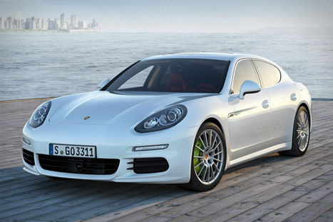 2014 PORSCHE PANAMERA S E-HYBRID ( Video ) ~ Grease n Gasoline | FASHION & LIFESTYLE! | Scoop.it
