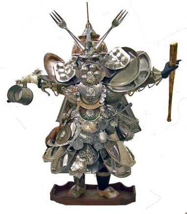 Recycled Samurais   ewebplace: gifts from india   Scoop.it
