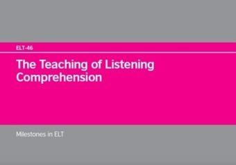 The teaching of listening comprehension | ELT Digest | Scoop.it