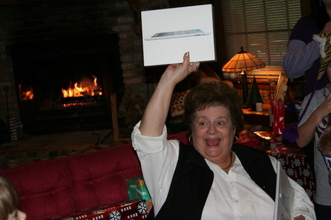 Great Gift for Grandma? Retirees Love Tablets | ESRC press coverage | Scoop.it