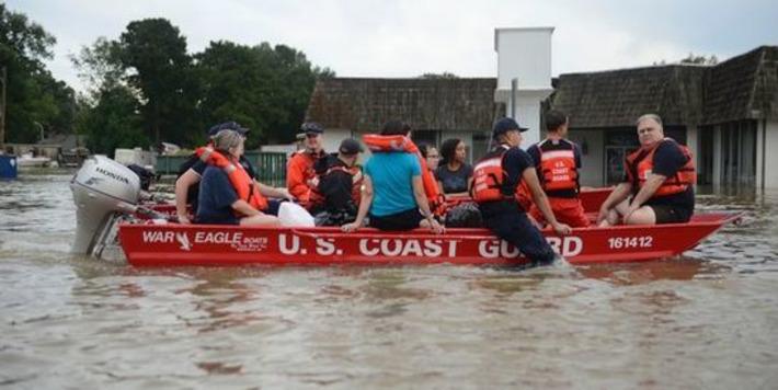 Plus de 20 000 personnes secourues lors d'inondations historiques en Louisiane | Océan et climat, un équilibre nécessaire | Scoop.it
