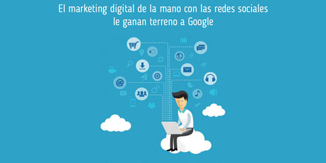 Marketing digital de la mano con las redes sociales le ganan terreno a Google  | Social Bookmarks 2016 | Scoop.it