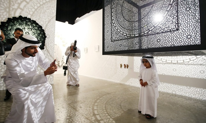 Don't be sniffy about oil-rich states, Art Dubai funds the world's most radical art | The Guardian | Kiosque du monde : Asie | Scoop.it