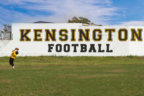 Kensington Football: Rise of the Tigers | Temple University Department of Journalism Student Work | Scoop.it