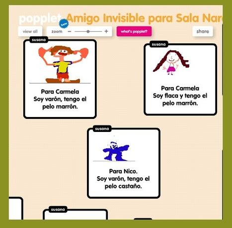 Cartero Virtual e invisible!!!!!!!! | Bitácora de una profesora digital | Scoop.it