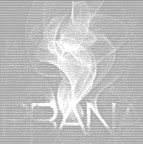 Twitter / Shiroi_FILKB: ASCII -ART http://t.co/Uj9T9V64HE | ASCII Art | Scoop.it