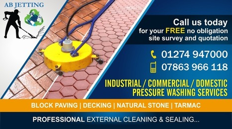 Industrial / Commercial Pressure Washing Services | finsu reports | Scoop.it