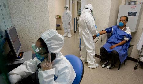 La OMS espera que haya una vacuna contra el Ébola el año próximo | historian: science and earth | Scoop.it