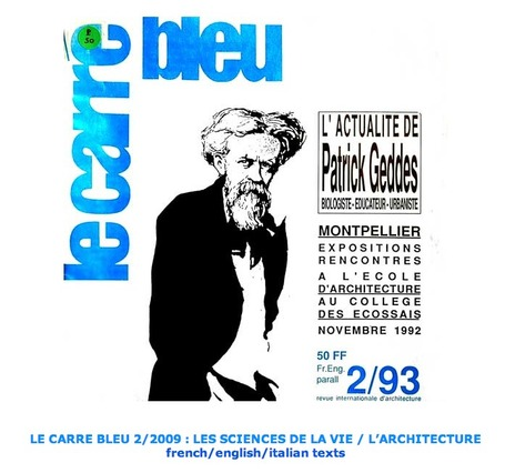 LE CARRÉ BLEU - Revue Internationale d'Architecture | The Architecture of the City | Scoop.it