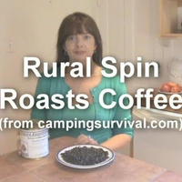 Roast Coffee Beans with an Iron Skillet, a Whisk, and a Colander [Video] | coffee roasting | Scoop.it