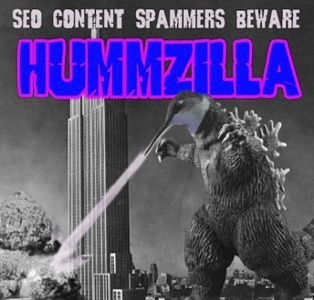 Theme Zoom Blog – Forget Google's Hummingbird – Hummzilla is HERE! | Content Curation Myths | Scoop.it
