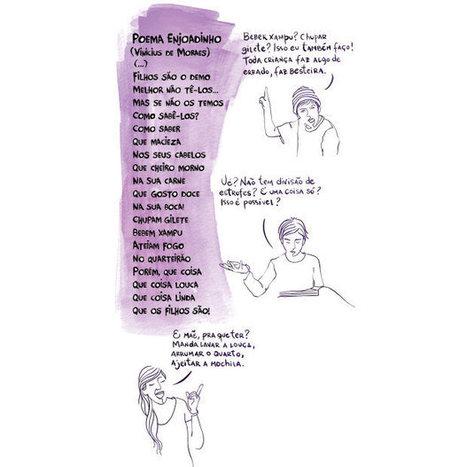 Quando o objetivo é ler e apreciar poesia | Língua Portuguesa | Litteris | Scoop.it