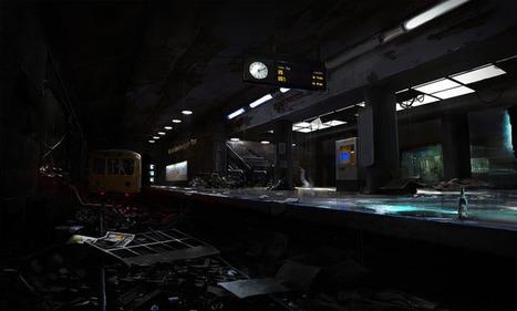 U55 - END OF THE LINE - A horror of H.P. Lovecraft (Kickstarter) | The Last Door | Scoop.it